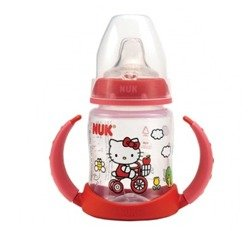NUK butelka FCH Hello Kitty 150 ml smoczek 2 M